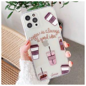 "Sonix ""Coffee is Always a Good Idea"" Iphone Case"